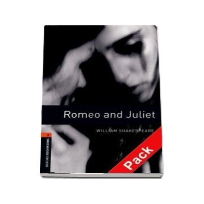 Oxford Bookworms Library Level 2. Romeo and Juliet audio CD pack