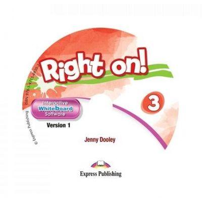 Right On! 3. Interactive Whiteboard Software (Virginia Evans)