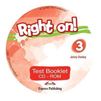 Right On! 3. Test Booklet CD-ROM