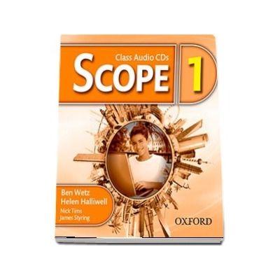 Scope Level 1. Class Audio CD