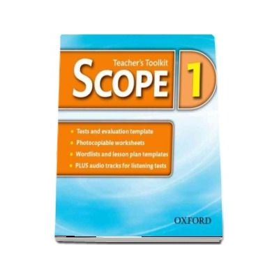 Scope Level 1. Teachers Toolkit