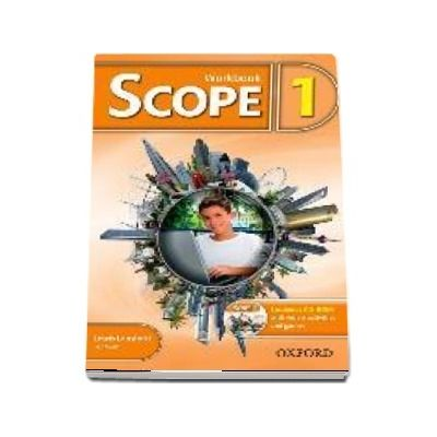 Scope Level 1. Workbook with Students CD ROM (Pack)