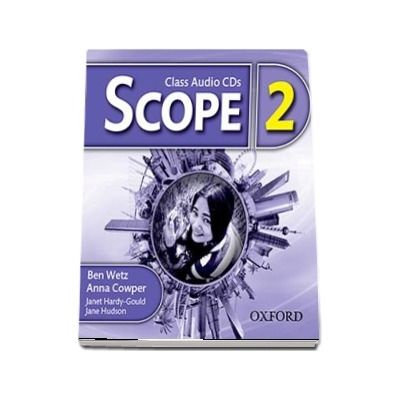 Scope Level 2. Class Audio CD