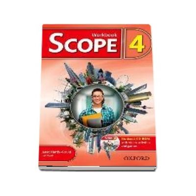 Scope Level 4. Workbook with Students CD ROM (Pack)