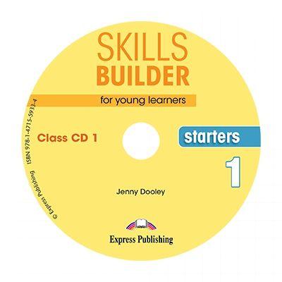 Skills Builder Starters 1. Set of 2 Class CDs
