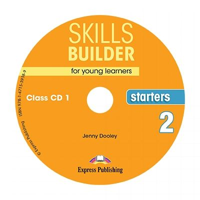 Skills Builder Starters 2. Set fo 2 Class CDs