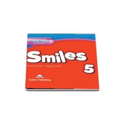 Smiles 5. Interactive Whiteboard Software (Jenny Dooley)