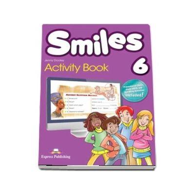 Smiles 6. Activity Book (Jenny Dooley)