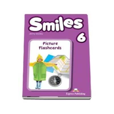 Smiles 6. Picture Flashcards (Jenny Dooley)