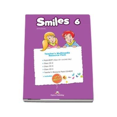 Smiles 6. Set of 5 Teachers Multimedia Resource Pack (Jenny Dooley)