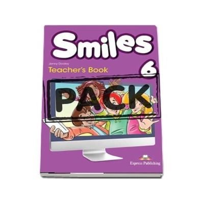 Smiles 6. Teachers Pack with Lets Celebrate and Posters (Jenny Dooley)