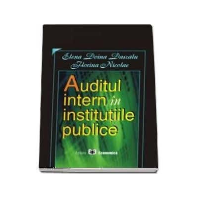 Auditul intern in institutiile publice