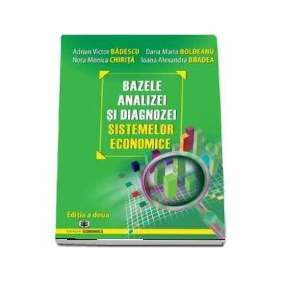 Bazele analizei si diagnozei sistemelor economice, editia a II-a