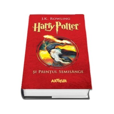 J. K. Rowling, Harry Potter si Printul Semisange. Editia 2020