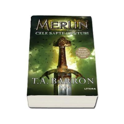 Merlin. Cele sapte canturi. Cartea a II-a
