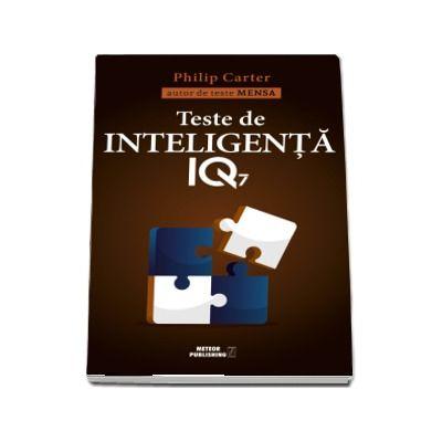 Teste de inteligenta IQ-7 (Philip Carter)
