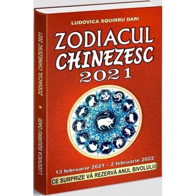 Zodiacul chinezesc 2021, anul bivolului