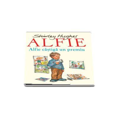 Alfie. Alfie castiga un premiu