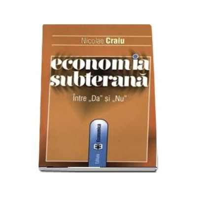 """Economia subterana intre """"da"""" si """"nu"""""""
