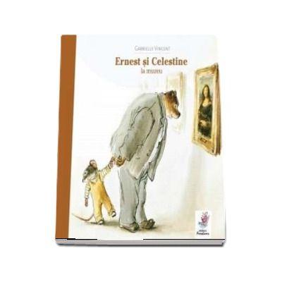 Ernest si Celestine la muzeu