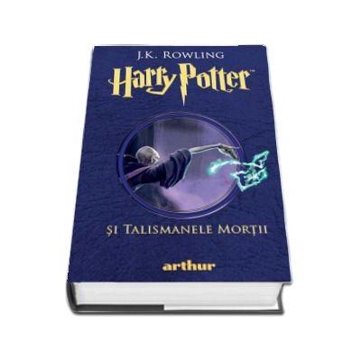 Harry Potter si Talismanele Mortii. Volumul VII (Editie 2020)