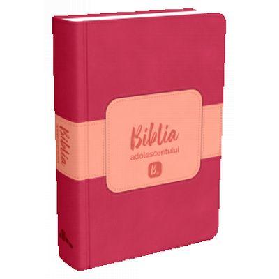 Biblia adolescentului, coperta rosie