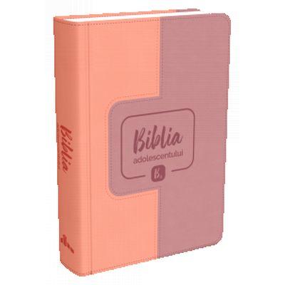 Biblia adolescentului, coperta roz