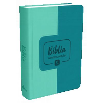 Biblia adolescentului, coperta verde