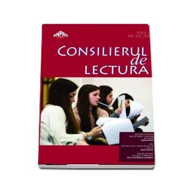 Consilierul de lectura, nr. 5 (1/2016)