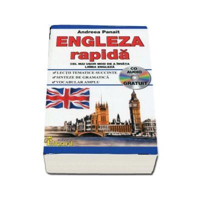 Engleza rapida cu audio CD