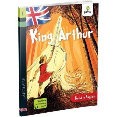 King Arthur de Benjamin Strickler