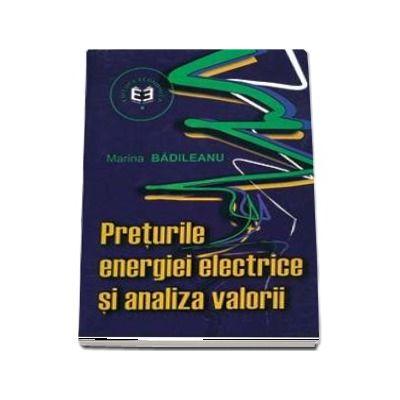 Preturile energiei electrice si analiza valorii