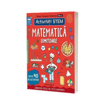 Activitati STEM: Matematica uimitoare, Wilson Hannah, Paralela 45
