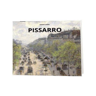 Album de arta Camille Pissarro, Martina Linares, Prior