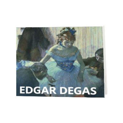 Album de arta Degas, Martina Padberg, Prior