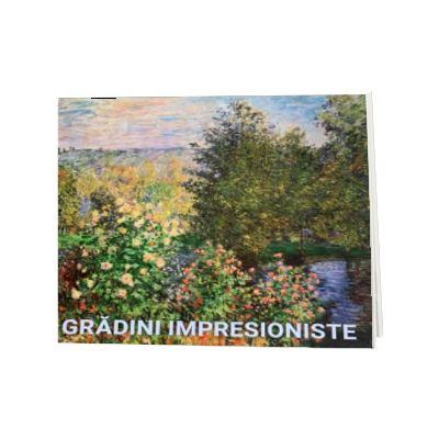 Album de arta. Gradini impresioniste, Martina Linares, Prior