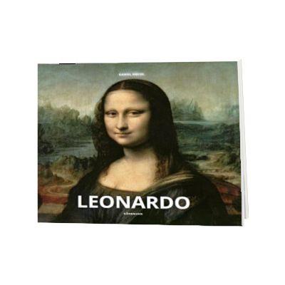 Album de arta Leonardo da Vinci, Daniel Kiecol, Prior