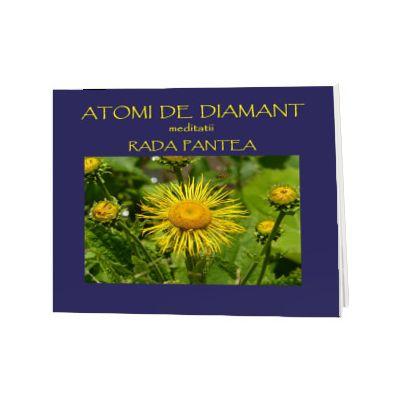 Atomi de diamant. Audio CD, Rada Pantea, Centrul Solisis