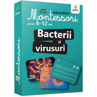 Bacterii si virusuri, Gama
