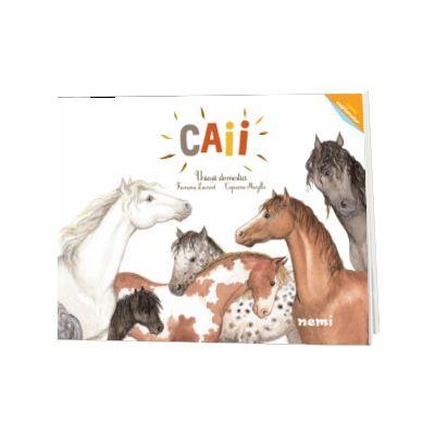 Caii, uriasii domestici, Capucine Mazille, Nemira