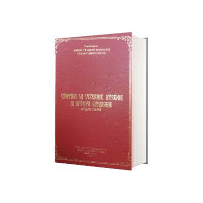 Cantari la Vecernie, Utrenie si Sfanta Liturghie. Antologie psaltica