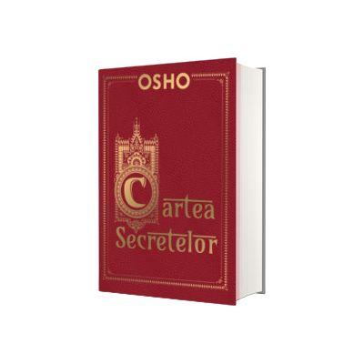 Cartea secretelor - Osho. Editie de lux cu coperti cartonate