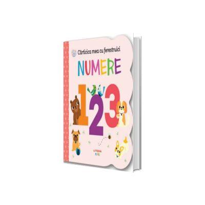 Carticica mea cu ferestruici - Numere 123