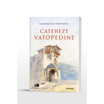 Cateheze vatopedine, Gheronda Iosif Vatopedinul