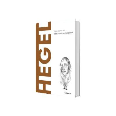 Descopera Filosofia. Hegel, Víctor Gomez Pin, Litera