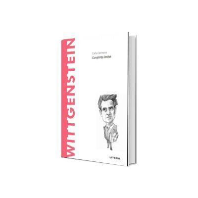 Descopera Filosofia. Wittgenstein, Carla Camora, Litera