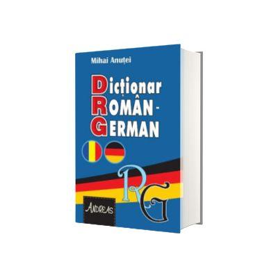 Dictionar roman - german, Mihai Anutei