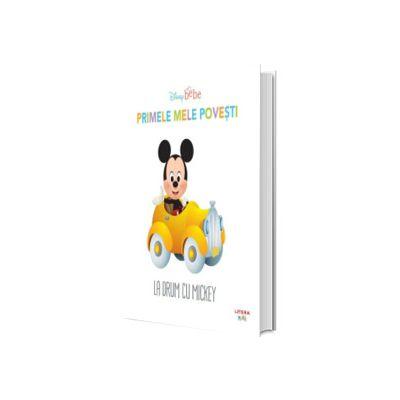 Disney Bebe. Primele mele povesti. La drum cu Mickey (Disney)