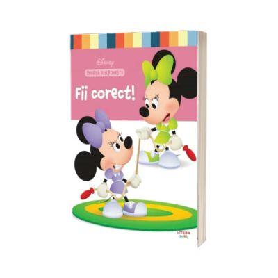 Disney. Invata din poveste. Fii corect!
