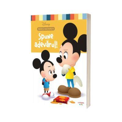 Disney. Invata din poveste. Spune adevarul!